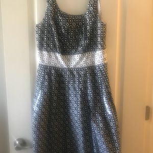 WHBM dress size 6 great condition